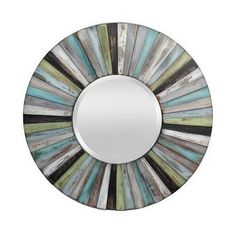 I pinned this Paloma Plage Wall Mirror from the For Sail Sign event at Joss and Main!