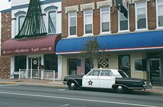 Downtown Mt. Airy, NC a.k.a. Mayberry