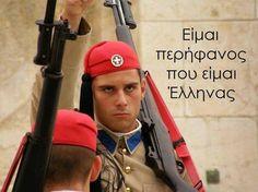 !!! Greek Traditional Dress, Greek Soldier, Greek History, Greek Culture, Greek Art, Athens Greece, Greek Life, Ancient Greece, Greek Mythology