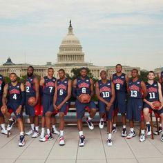 Team USA 2012 Olympics!