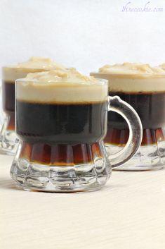 Guinness Beer Jello shot
