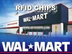 ▶ Walmart's RFID chips.  LISTEN TO THIS!!!!!