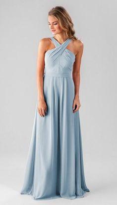 5361da2dc8a1 14 najlepších obrázkov z nástenky modré šaty
