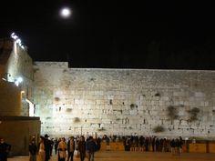 Muro de las Lamentaciones de Jerusalén – Israel