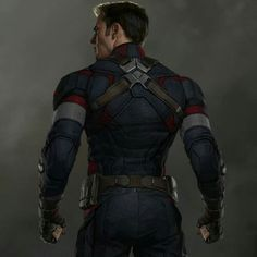 Captian Steve Rogers/Captain America