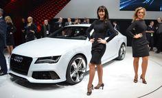 Audi A7 Sportback 2014 White