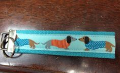 Key Fob / Doxie   FUNDRAISER for DREAM Dachshund by NanasPups, $10.00