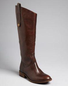 #STEVEN BY STEVE MADDEN Flat Riding Boots