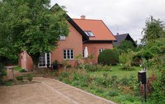Tilbygning til muret villa - Danske Boligarkitekter