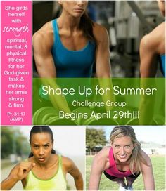 Shape Up for Summer - Beachbody Challenge | Flourish | alishagratehouse.com