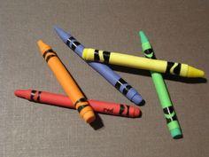 Crayons - by KalliCakes @ CakesDecor.com - cake decorating website