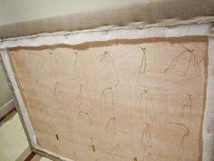 DIY: cómo hacer un cabecero con capitoné. | Decoración Ideas Para, My House, Room, Home Decor, Upholstery, Bedhead, Creativity, Templates, Upholstered Beds