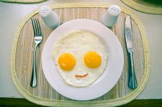 We love eggs to much! :)