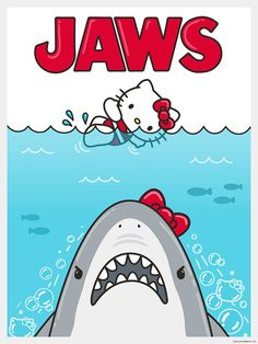 Hello Kitty Teams Up With Tokidoki, Lazy Oaf and…Jaws!