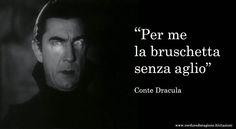 Dracula - Citazioni (improbabili) sul cibo   Verduredistagione.it