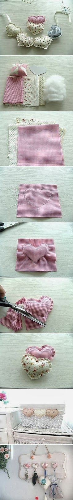 DIY Craft Idea What stitch do you think they used?