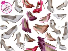 You can never have too many pairs! Rainbow Club shoes available from @bridalgallerycoventry.co.uk