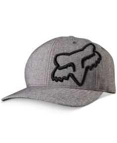 81531b9b58f5b Fox Men s Clouded 3D Embroidered-Logo Flexfit Hat   Reviews - Hats