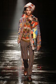 45b80d28e36 The complete Missoni Fall 2018 Ready-to-Wear fashion show now on Vogue  Runway.