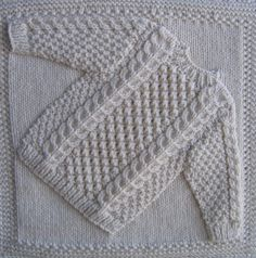 jpg Photo: This Photo was uploaded by Find other SusanRaineySquare.jpg pictures and photos or upload your own with Photobucke. Sirdar Knitting Patterns, Baby Sweater Knitting Pattern, Knit Baby Sweaters, Knitting Stiches, Baby Hats Knitting, Knitting For Kids, Baby Boy Cardigan, Crochet Coat, Baby Patterns