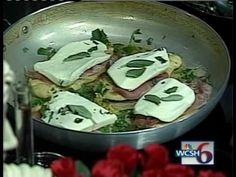 Recipe Video - Chef Vito Marcello - Recipe For Chicken Salta Boca A Romana