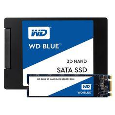 WD 3D NAND SSD 500GB M.2 2280 SATA III 6Gb/s Bulk