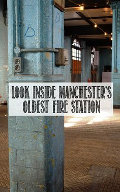 For architecture fans and lover of abandoned spaces, take a look at my tour of London Road Fire Station in Manchester