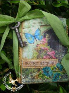 Gardens:  The key to the #Secret #Garden.