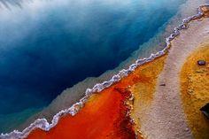 1X - Yellowstone National Park by Shawn Yang