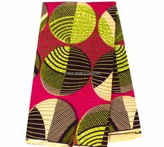 www.cewax.fr aime la boutique de TessWorldDesigns sur Etsy / Dutch Wax/ African Fabric/ African print/ by TessWorldDesigns