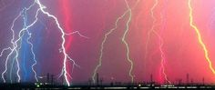 Can Lightning Strike the Ocean | Lightning strikes are another hazard in Florida. Discovery Channel ...