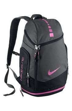 c47b79cd5137 Nike  Hoops Elite - Max Air  Water Resistant Backpack (Kids) Nike Elite