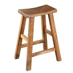 Mango Wood Saddle Single Counter Height Stool - 121041405... https://www.amazon.com/dp/B01G5SN2C8/ref=cm_sw_r_pi_dp_x_Pas6yb088QEC5