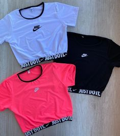 Cute Lazy Outfits, Teenage Girl Outfits, Crop Top Outfits, Girls Fashion Clothes, Teenager Outfits, Teen Fashion Outfits, Outfits For Teens, Baddie Outfits Casual, Sporty Outfits