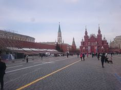 #moscow #redsquare #russiandolls Best Youtubers, Moscow, Paris Skyline, Rome, Beautiful Places, Street View, Travel, Viajes, Destinations