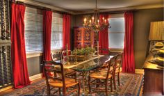Esther LaVonne Design, Interior, Austin, Furniture, red, brown, gold, glass, dining, rattan, oriental, rug, turkish, armoire, blue, filigree, runner, candle sticks, wine rack, cellar, chair rail, wardrobe, teal, floral, hand painted, classic, traditional, european, accessories, tapestry