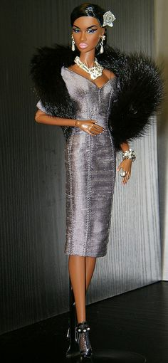 Black Fashion Dolls