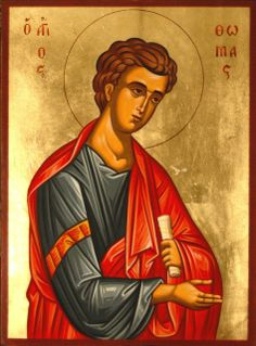 Things You Probably Did Not Know About St.Thomas The Apostle - ChristianMetro- The Christian Directory Thomas The Apostle, St Thomas, Religious Icons, Religious Art, Doubting Thomas, Byzantine Art, Orthodox Icons, New Testament, Christianity