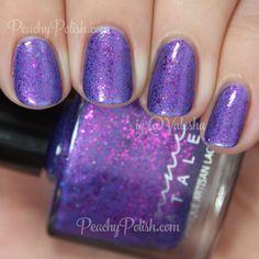 Femme Fatale Cosmetics Bodice Lace   Peachy Polish