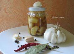 MindenegybenBlog Garlic, Vegetables, Food, Essen, Vegetable Recipes, Meals, Yemek, Veggies, Eten