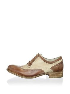"n.d.c. made by hand Women's Sunday Brogue Spectator Oxford at MYHABIT ""SOLD OUT"" I bought them at a steal $99."