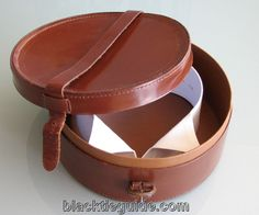 Collar boxes | ... collar and cuff models for sale. Leather collar boxes were popular