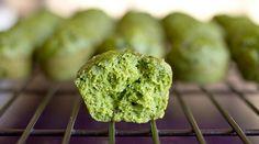 spinach quinoa muffins- yum