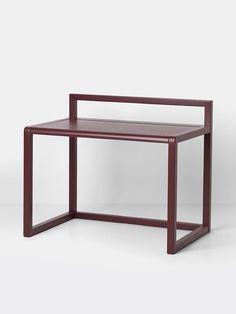 Little Architect Desk in Bordeaux design by Ferm Living