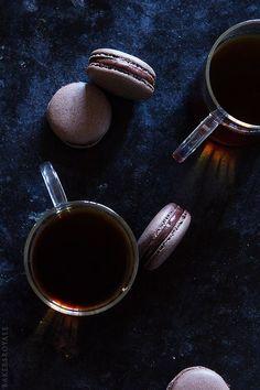 Coffee Macarons