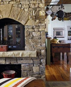 Literally warm this fire place would be a nice dramatic touch. Two sided also means the heat can be felt throughout more than one room which makes it economically convenient as well as aesthetically intriguing.