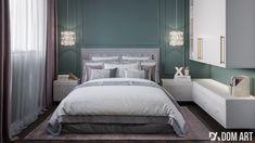 Kobiecy Apartament | Amadeusz Design Home Room Design, Home Interior Design, House Design, House Rooms, Bedroom, Furniture, Home Decor, Projects, Art