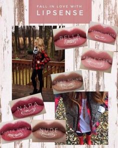 Fall is in the air... which LipSense color is your favorite? - Distributor ID# 447249 https://www.facebook.com/groups/483168452041934/