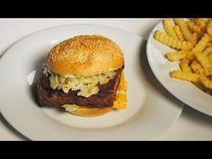 Rosins Restaurants   Rosins Rezept: Bavarian Leberkäs-Burger   kabel eins