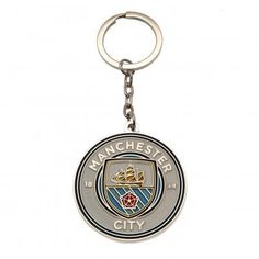 Manchester City F.C. Keyring